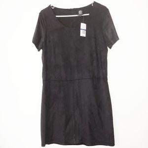 "Bobeau "" Revival""  Black Career Dress"